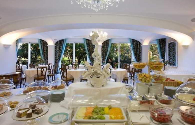 Grand Hotel la Favorita - Restaurant - 33