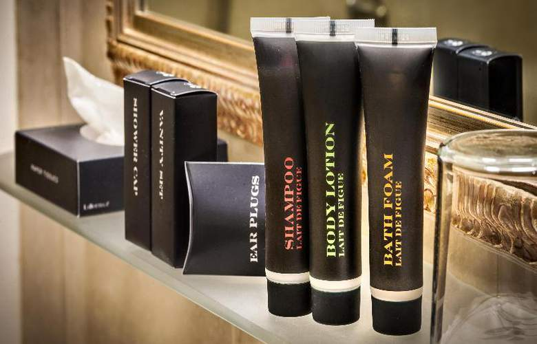 Best Western Premier Hotel Cristoforo Colombo - Room - 13