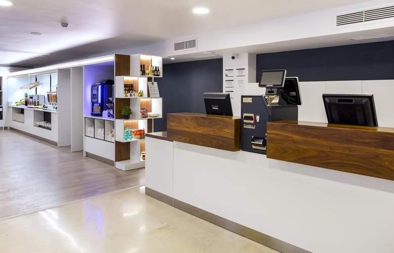 B&B Hotel Cartagena Cartagonova - General - 1