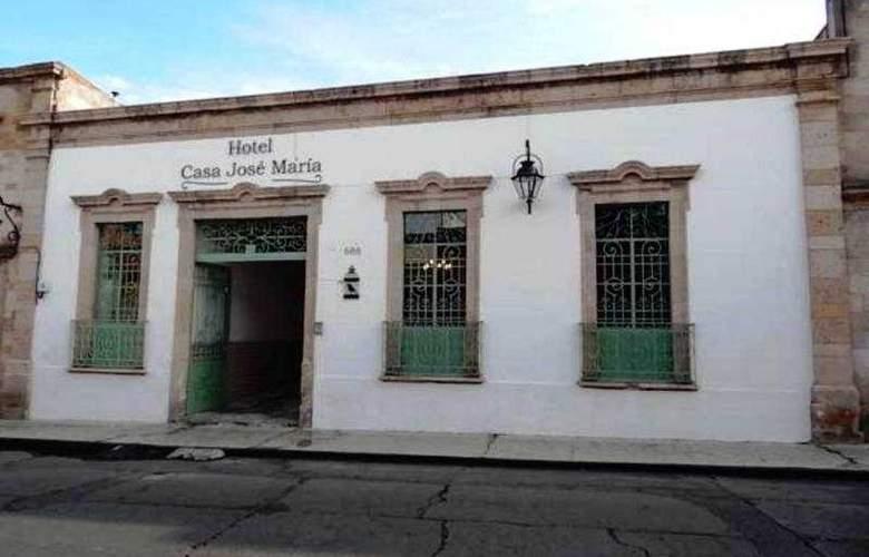 Casa Jose Maria Hotel - Hotel - 0