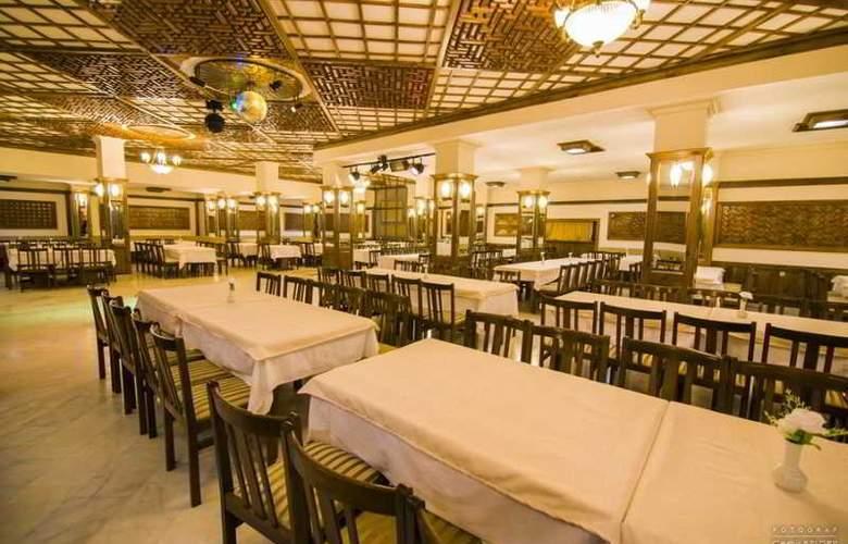 Zalifre Hotel Safranbolu - Restaurant - 9
