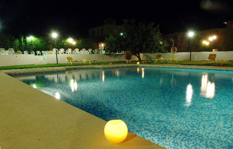 Eurostars Las Adelfas - Pool - 0