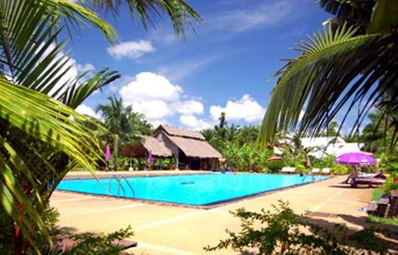 Chumphon Cabana Resort & Diving Centre - Pool - 8