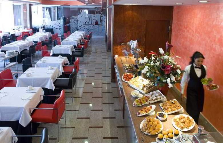 Frontair Congress Barcelona - Restaurant - 12