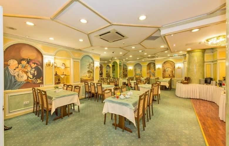 Samir Hotel - Restaurant - 17