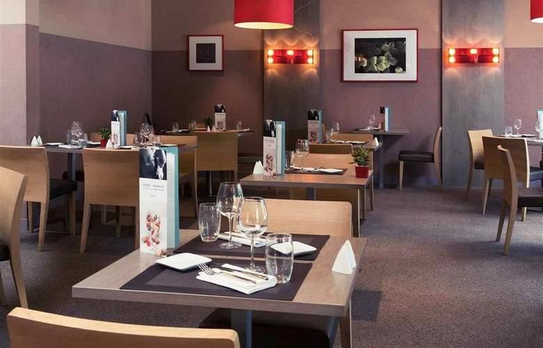 Mercure Strasbourg Aéroport - Restaurant - 44