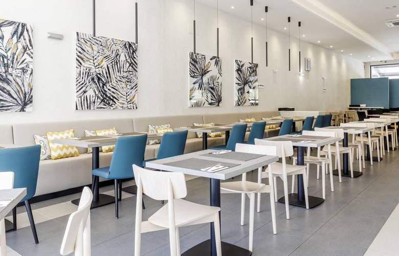 Aparthotel Ilunion Sancti Petri - Restaurant - 18