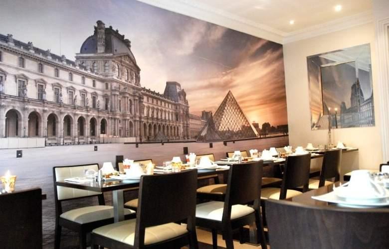 Waldorf Madeleine Hotel - Restaurant - 4