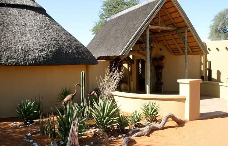 Intu Africa-Zebra Kalahari Lodge - Hotel - 0