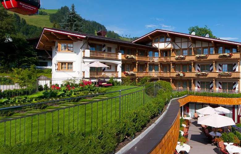 Best Western Premier Kaiserhof Kitzbühel - Hotel - 8