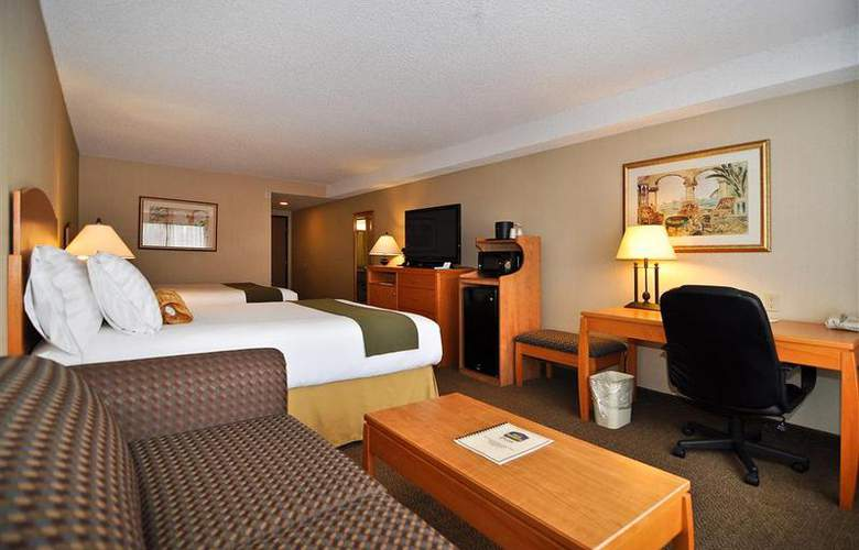 Best Western Plus Anaheim Orange County - Room - 44