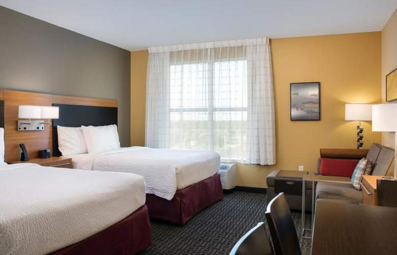 TownePlace Suites by Marriott Orlando at Flamingo Crossings/Western Entrance - Room - 2