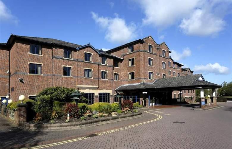 Best Western Stoke-On-Trent Moat House - Hotel - 46