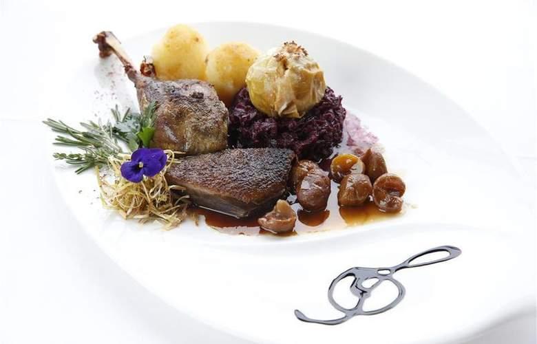 Best Western Parkhotel Wittekindshof - Restaurant - 24