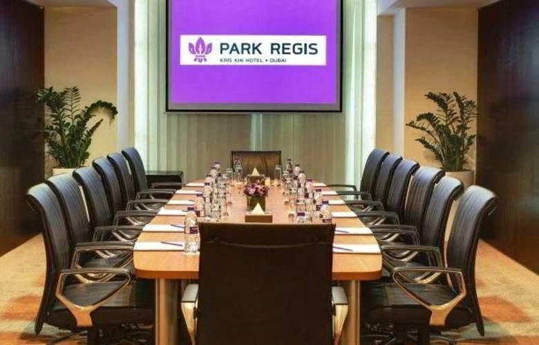 Park Regis Kris Kin Dubai - Conference - 5