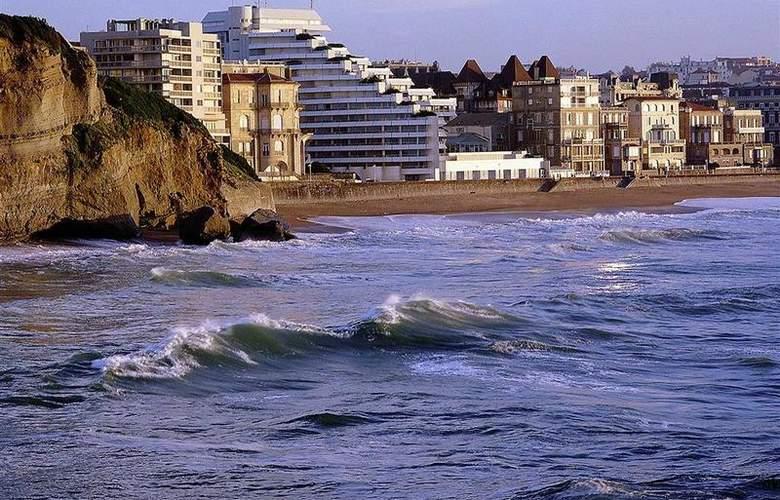 Sofitel Biarritz le Miramar Thalassa Sea & Spa - Hotel - 43