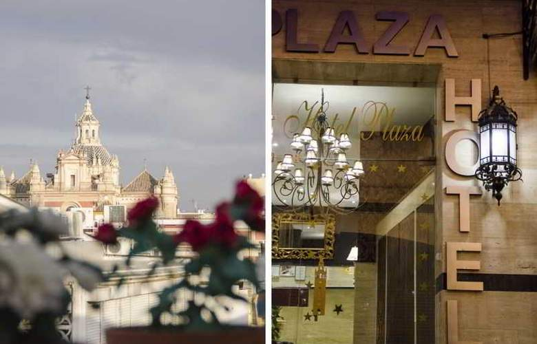 Plaza Sevilla - Hotel - 0