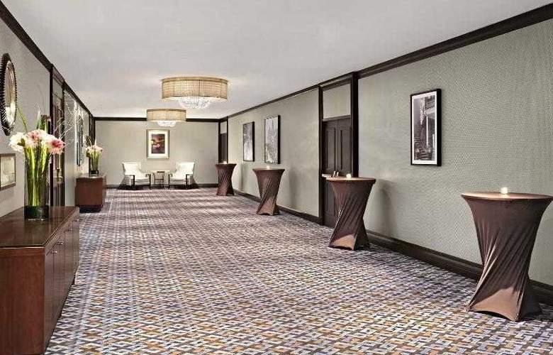 Le Centre Sheraton Hotel Montreal - Conference - 30
