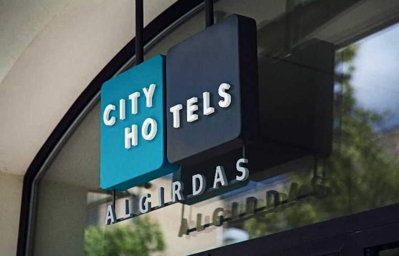 City Hotels Algirdas - Hotel - 1