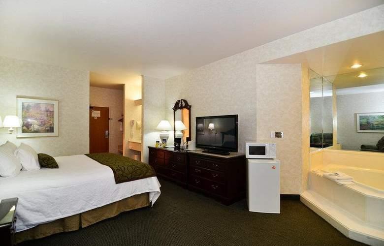 Best Western Plus Twin Falls Hotel - Sport - 163