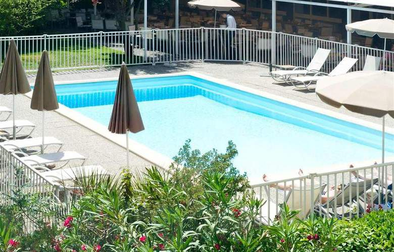 Novotel Aix en Provence Beaumanoir Les 3 Sautets - Hotel - 29