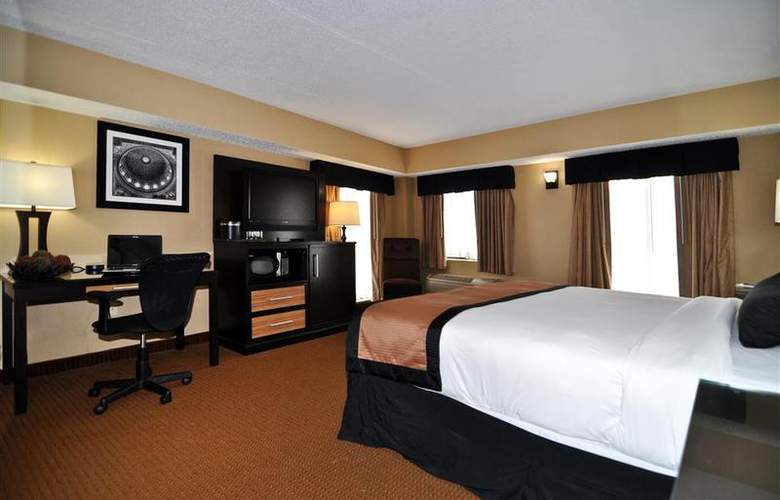 Best Western Plus Newark Airport West - Room - 87