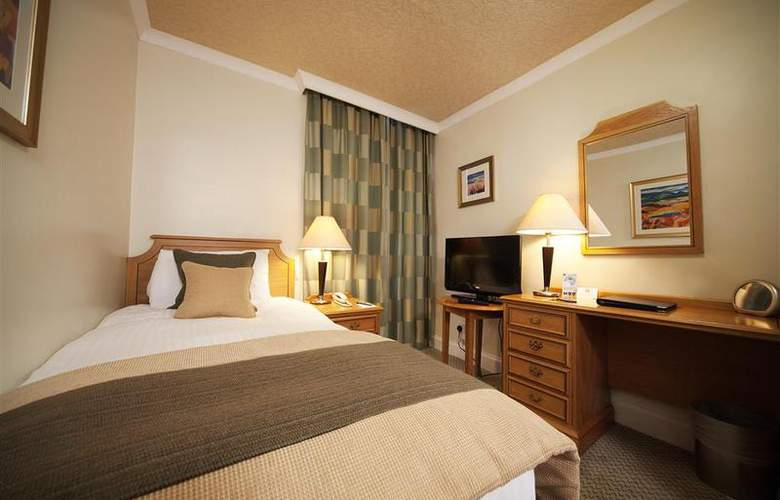 Best Western Inverness Palace Hotel & Spa - Room - 23