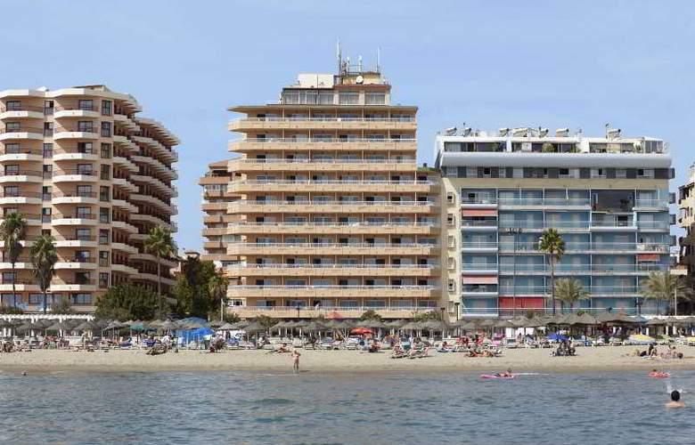 Apartamentos Jabega - Hotel - 10
