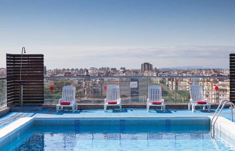 Expo Valencia - Pool - 33