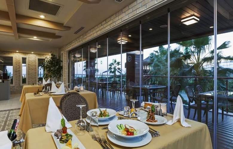 Sherwood Dreams Hotel - Restaurant - 27