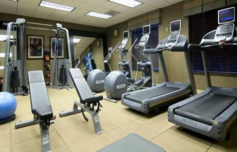 Hilton Columbia Center - Sport - 7