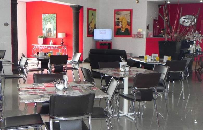 Hotel Zar Queretaro - Restaurant - 21