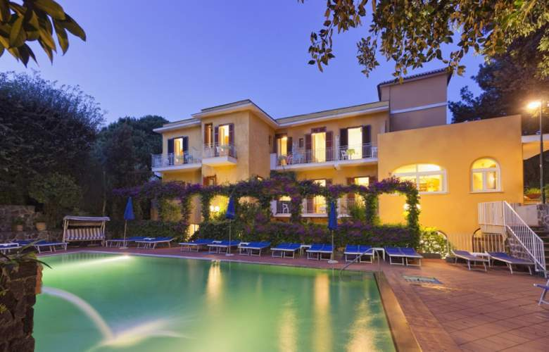 Cleopatra Ischia - Pool - 3