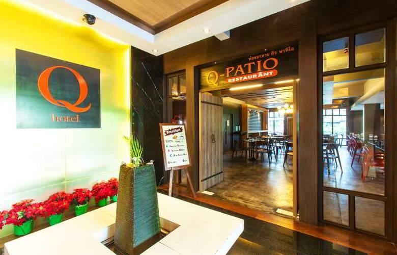 Q Hotel Bangkok - Restaurant - 3
