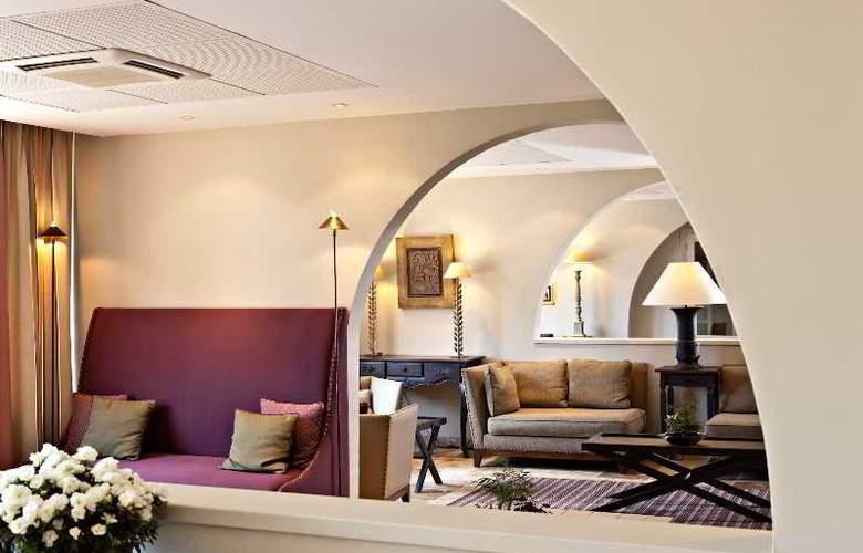 Best western Golf Hotel De Valescure - General - 14
