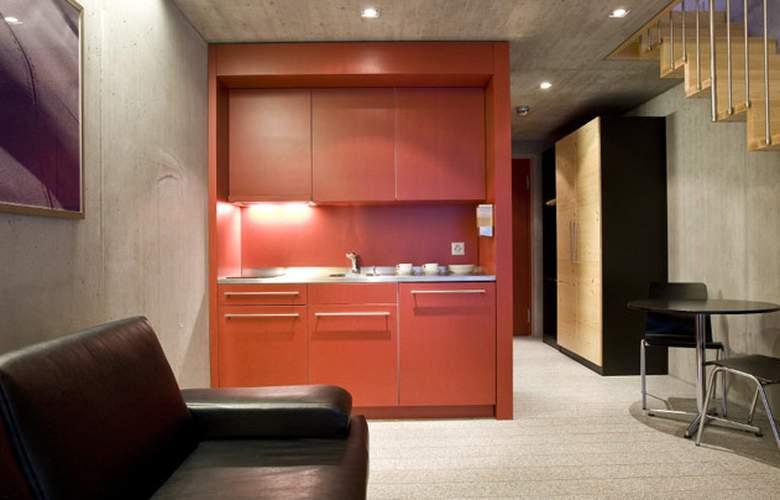 All in One Inn Lodge Hotel & Hostel - Room - 9