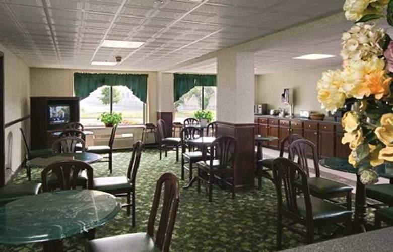 Comfort Inn Riverfront - Restaurant - 4