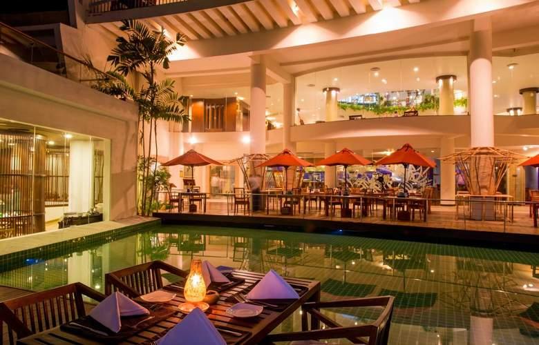 Occidental Eden Beruwala - Restaurant - 9