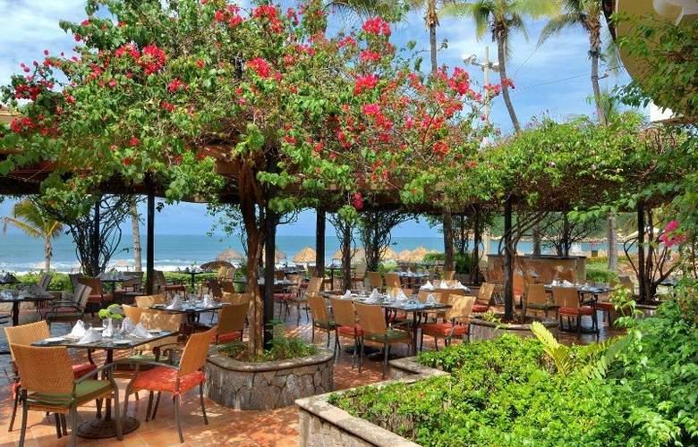 Pierre Mundo Imperial Riviera Diamante Acapulco - Restaurant - 3