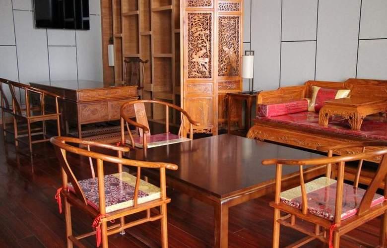 Maputo Afecc Gloria hotel - Restaurant - 5
