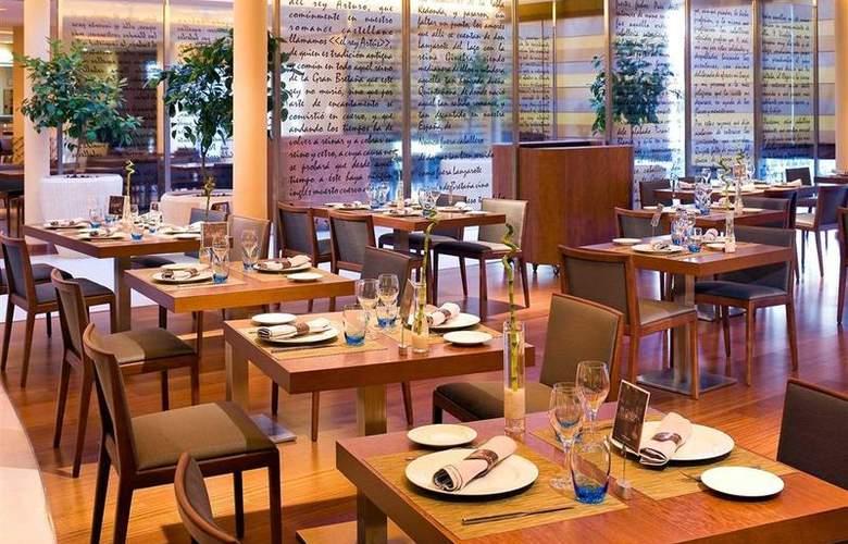 Sercotel Valladolid - Restaurant - 14