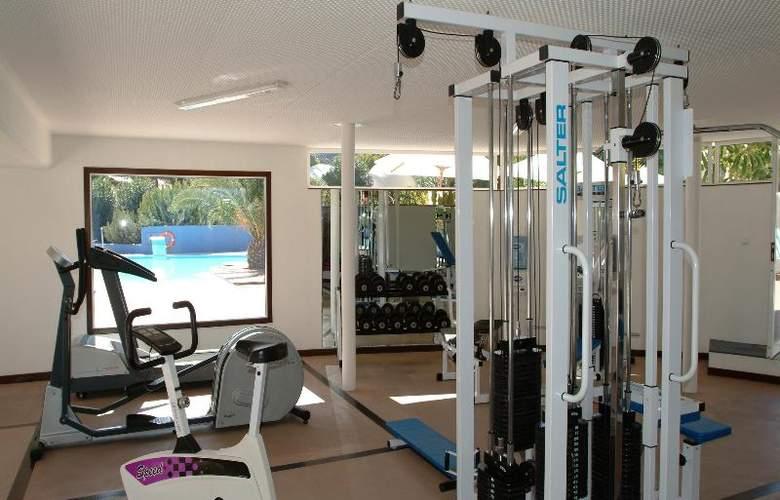 VIK Suite Hotel Risco del Gato - Sport - 5