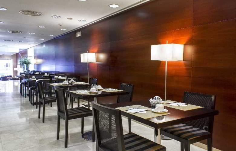 Zenit Murcia - Restaurant - 25