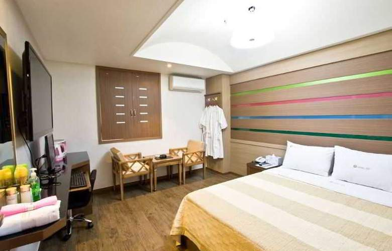 City Park Hotel Jongno - Room - 9