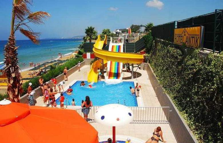 Antik Hotel / Alanya - Pool - 5