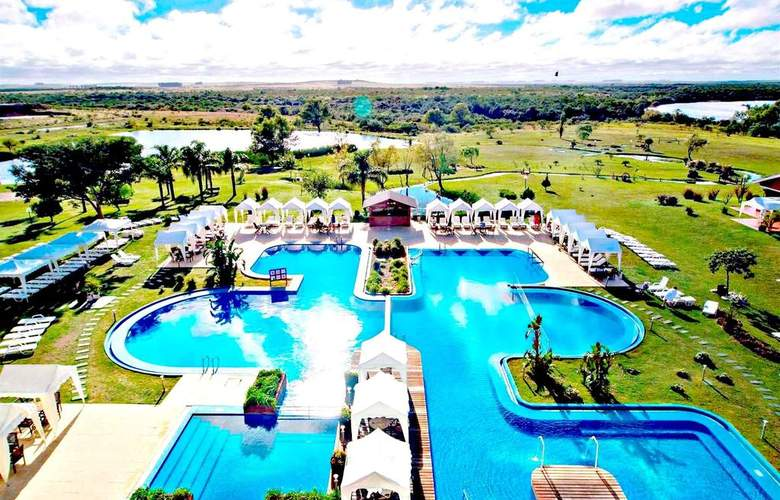 Arapey Thermal Resort and Spa Hotel - Pool - 9