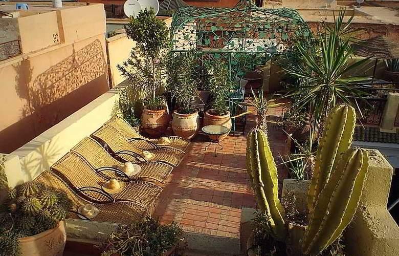 Riad Africa - Terrace - 60