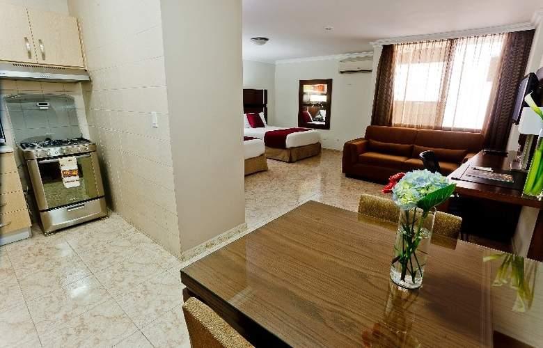 Coral Suites Apart Hotel - Room - 6