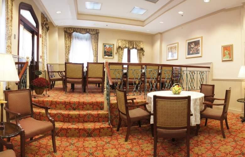 The Wall Street Inn - Restaurant - 4