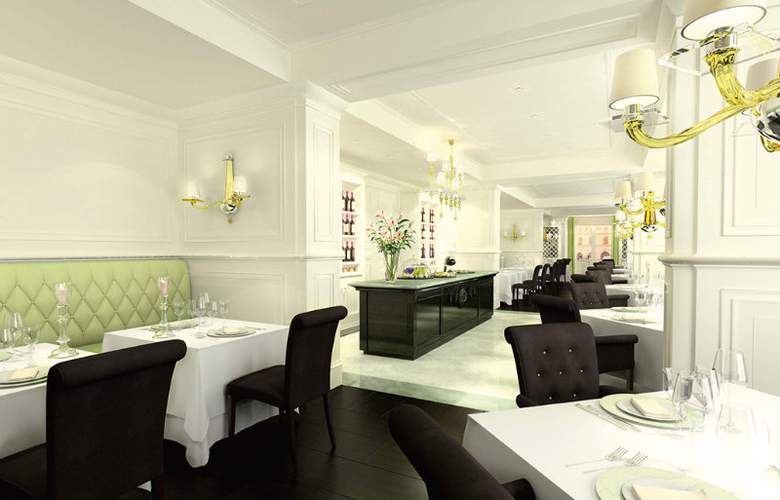Palais Hansen Kempinski Vienna - Restaurant - 5